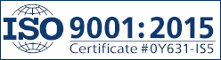 Falcon Tool Company ISO Certification